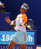 nadal tennis för spelarerafaspanjor Royaltyfri Bild