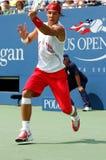 Nadal US öffnen 2008 (09) Stockbilder