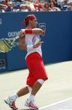 Nadal US öffnen 2008 (80) Stockbilder