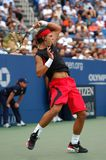 Nadal at US Open 2006 (21) Stock Images