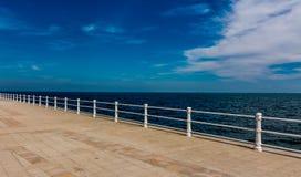 nadbrzeże Obrazy Royalty Free