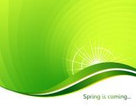 nadchodząca wiosna Obraz Royalty Free