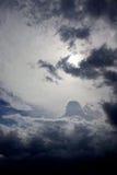 nadchodzące deszcz Fotografia Royalty Free