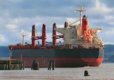 nadchodzący port Zdjęcie Stock