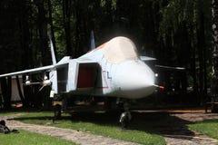 Naddźwiękowy myśliwiec zdjęcia royalty free