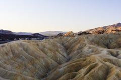Nadeauproef, Weg 190, het Nationale Park van Doodsvalles Royalty-vrije Stock Afbeelding