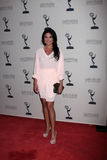 Nadia Bjorlin arrives at the ATAS Daytime Emmy Awards Nominees Reception Royalty Free Stock Image