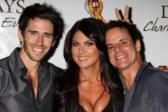 Nadia Bjorlin, Brandon Beemer Stock Photography