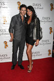 Nadia Bjorlin, Brandon Beemer Stock Photos