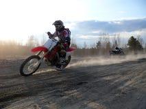 Nadim Ryssland, - Maj 29, 2008: Den okända idrottsman nen deltar i e Fotografering för Bildbyråer