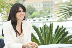 Nadine Labaki. Attends the 'Jury Un Certain Regard' photocall during the 68th annual Cannes Film Festival on May 14, 2015 in Cannes, France Stock Photography