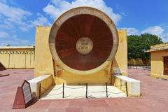 Narivalaya Yantra At Jantar Mandar Stock Images
