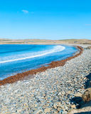 Nadmorski krajobraz Obrazy Royalty Free