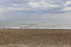 nadmorski krajobraz Fotografia Stock