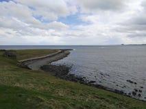 Nadmorski krajobraz Obraz Stock