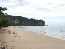 Nadmorski plaża Obraz Stock