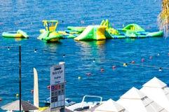 Nadmorski widok od Bugibba Malta Obraz Royalty Free