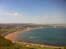 Nadmorski wybrzeże Zdjęcie Royalty Free