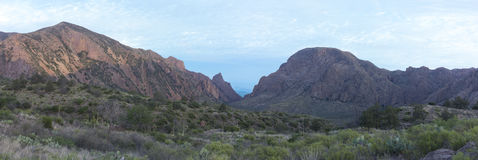 Nadokienny, Duży chyłu park narodowy, Obraz Royalty Free