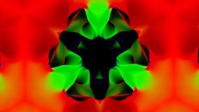 Nadrealistyczny abstrakcjonistyczny tło Abstrakcjonistyczny kalejdoskopu wzór dla projekta Zdjęcia Royalty Free