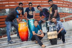 Nadro band Royalty Free Stock Photo