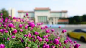 Nadruk buiten de stad van Changan-de overheidsbouw Royalty-vrije Stock Afbeeldingen