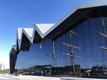 Nadrzeczny Muzealny Glasgow Obrazy Stock