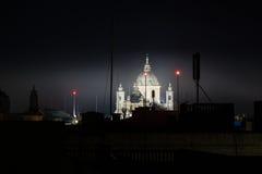 Nadur parish church. The parish church in Nadur, dedicated to St. Peter and Paul royalty free stock photography