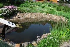 nadwodny ogród zdjęcia royalty free