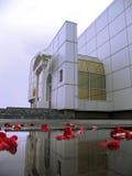 Nadym Ryssland - Juni 18, 2005: Stadsregistreringskontor Arkivbild