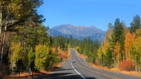 Nadziei dolina, Kalifornia Zdjęcie Stock