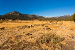 Nadziei dolina, Kalifornia, Stany Zjednoczone fotografia stock
