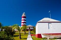 Nadziei miasteczka latarnia morska Obraz Royalty Free