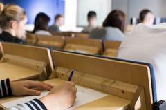 Nadzieja przechodzę egzamin Obrazy Stock