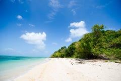Nadziemska plaża Fotografia Stock