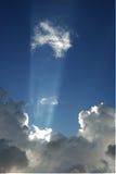 nadziemski światło Zdjęcie Royalty Free