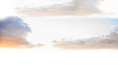 Nadziemski niebo ilustracji