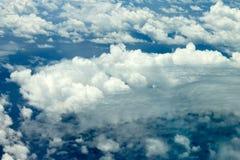 Nadziemskie chmury Fotografia Royalty Free