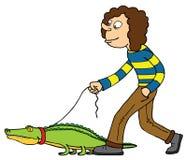 Nadzwyczajny Zwierzę domowe ilustracja wektor