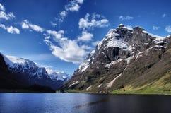 Naerofjord Imagen de archivo