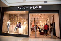 Naf naf Royalty Free Stock Images