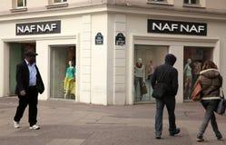 Naf Naf Royalty Free Stock Image