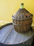 nafciana butelki oliwka Fotografia Stock