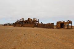 Nafciana ekstrakci stacja Zdjęcie Royalty Free