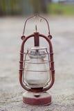 Nafciana lampa Obrazy Stock