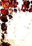 nafciana odrobiny farba zdjęcia stock