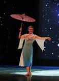 Nafcianego papieru obywatela taniec Zdjęcie Royalty Free