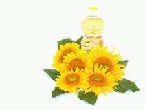 nafciani słoneczniki zdjęcie stock
