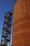 nafciany przemysł gazowy rosjanin Zdjęcie Stock