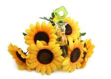 nafciany słonecznik Obraz Stock